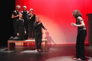 Improvisatietheater op de planken @ Zaal Dramai Kessel-Lo